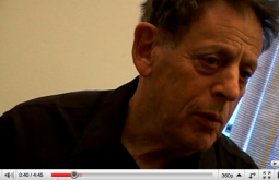 Philip Glass – a rare bird